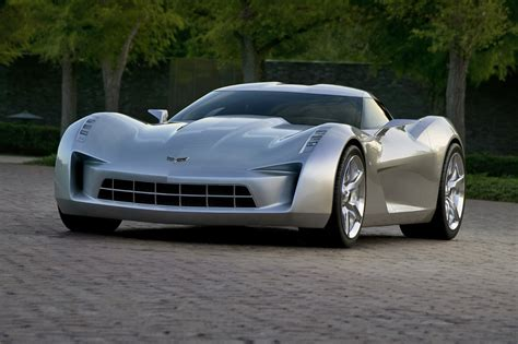 future corvette stingray 2009 chevrolet corvette stingray concept supercars