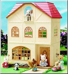 critter doll house 1000 images about calico critters on pinterest oakwood homes sylvanian families and doll houses