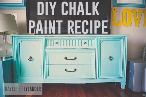 chalkboard paint national bookstore diy chalk paint project thrift store furniture makeover