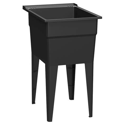 narrow laundry narrow laundry tub black rona