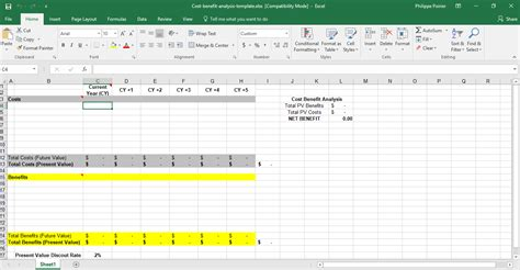 future value excel template images templates design ideas