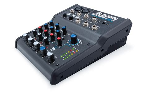 Usb Effect alesis multimix 4 usb fx 4 channel usb mixer with effects compass
