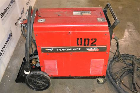 lincoln power mig 350mp 300a multi process mig welder 1ph