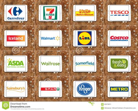 Barbel Carrefour major grocery store chains best chain 2018
