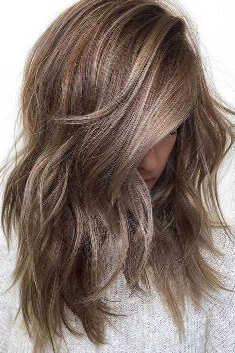 highlights to hide white hair low maintenance hair colors that let you skip constant