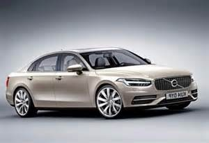 Top Volvo Models 2016 Volvo S90 Review Mpg 2016 2017 Best Luxury Cars