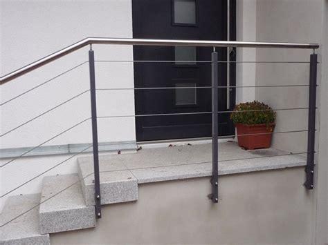 seilgeländer edelstahl edelstahl seilsysteme f 252 r terrassen und gel 228 nder in berlin