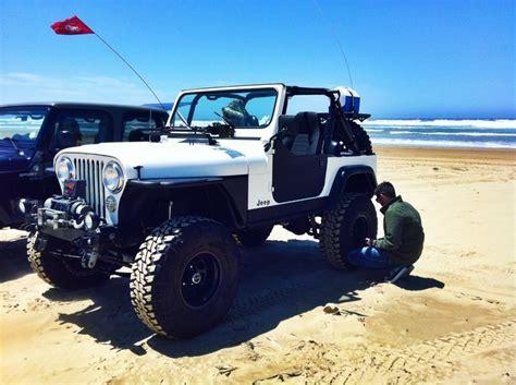 84 Jeep Cj7 84 Jeep Cj7 At Oceano Dunes Wheeling Trips Rigs