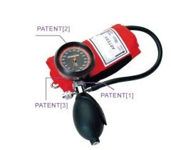 Tensimeter Aneroid Riester Type Palm aneroid palm tensiometer from china manufacturer ningbo