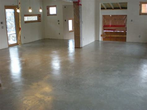 mode concrete considering concrete floors benefits