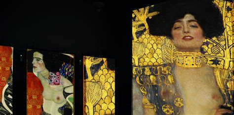 Klimt La by Klimt Experience A Multimedia Exhibition