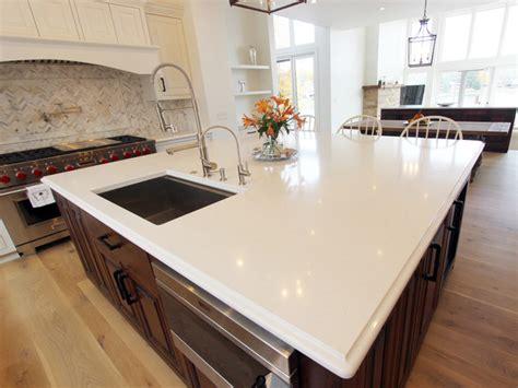 new construction white kitchen quartz countertop medina