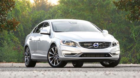 2015 volvo s60 t5 and t6 drive e tested autoevolution