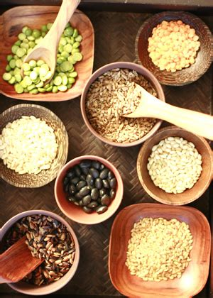 5 whole grain foods 5 easy ways to eat more whole grains chef