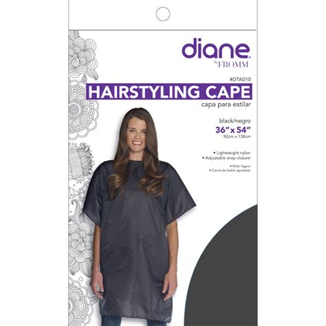 Diana Cape diane stylist cape 2468 marlo supply