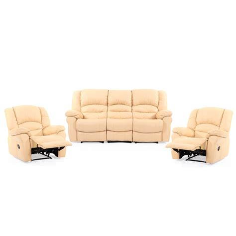 recliner suites leather leather recliner suites