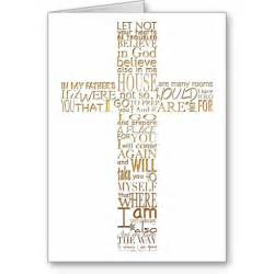 christian cross bible verses sympathy thank you cards anniversary thank you