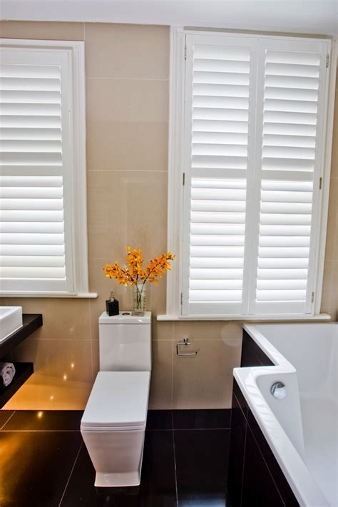 bathroom shutters uk bathroom shutters west country shutters