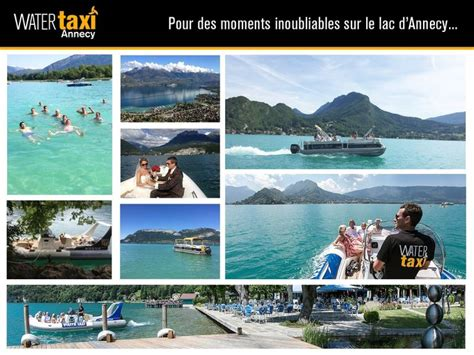 boat service lake annecy water taxi sevrier lac d annecy