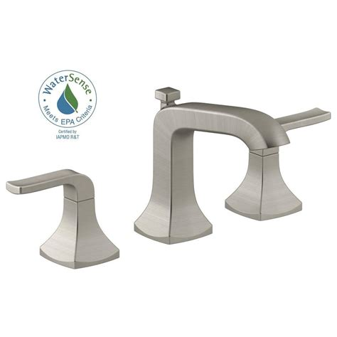 bathroom and kitchen faucets kohler bathroom sink faucets widespread