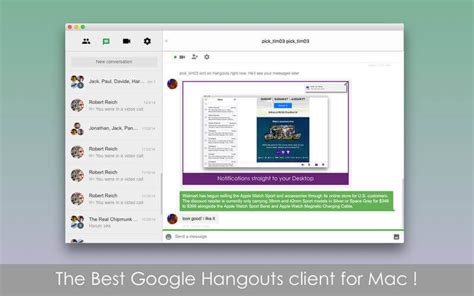 Play Store Hangouts Hangouts For Pc Play Store App Apk