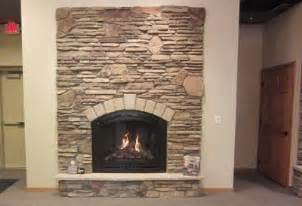 Freestanding Island For Kitchen grand island fireplace stone amp patio