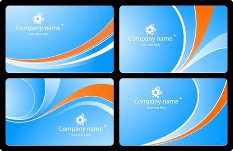 design background name card business card background design free vector download