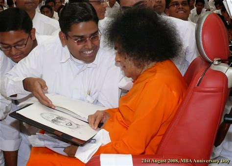 Sri Sathya Sai Mba by Destroyed In Seconds But Rebuilt Years The
