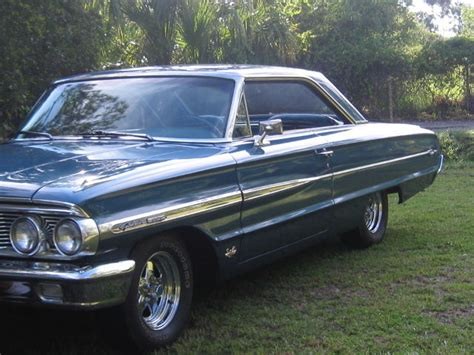 ford 4 speed transmission 1964 ford galaxie xl with 428 engine and 4 speed