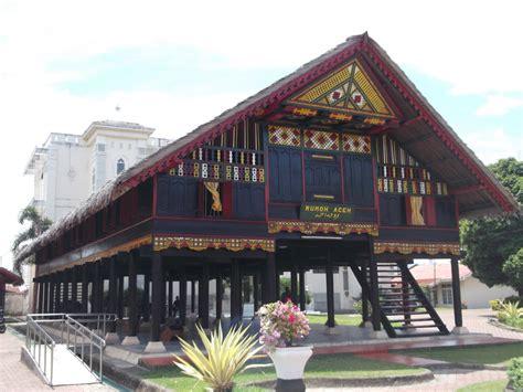 Sk Ii Di Aceh rumah adat yang ada di aceh denah rumah