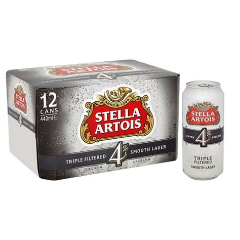 Recycling Competition At Stella Artois Hippyshopper by Stella Artois 4 12x440ml Groceries Tesco Groceries