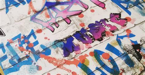 graffiti wallpaper wilko northumberland mam a graffiti room for my teen