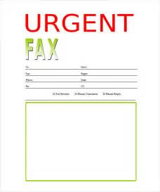 printable fax cover sheet 10 free word pdf documents