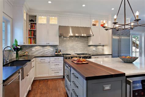 how tall are kitchen cabinets how tall are the ceilings and upper cabinets