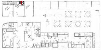 Restaurant Kitchen Design Layout Open Kitchen Restaurant Layout Afreakatheart
