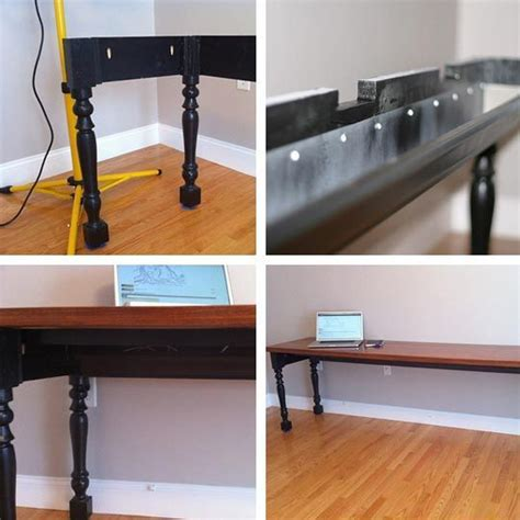 Desk Cable Management Solutions by Eli S Custom Cable Clutter Busting Desk Apartment Therapy