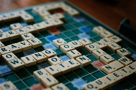 scrabble word te scrabble