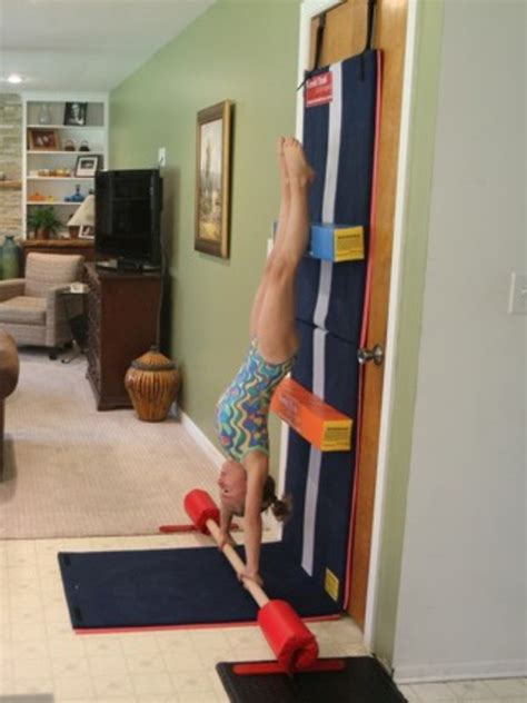 tumbl trak floor bar for gymnastics
