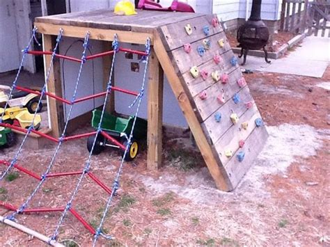 diy backyard playground ideas diy pallet backyard playground ideas pallets designs