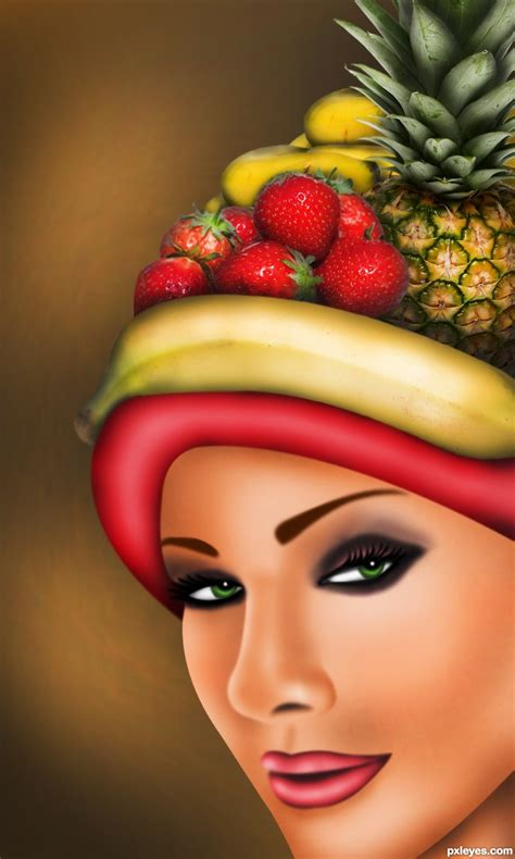 fruit hat fruit hat picture by chakra1985 for go bananas photoshop
