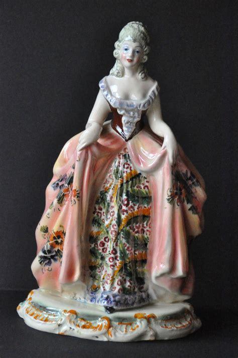 ebay italy capodimonte italy porcelain figurine lady ebay