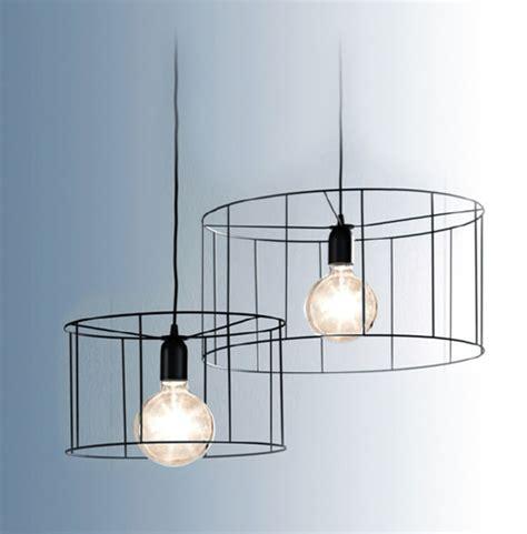 illuminazione a filo lade sospese a filo vista a led set da con