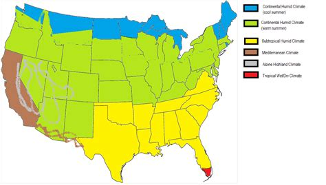 united states climate map file climate panorama united states png wikimedia commons