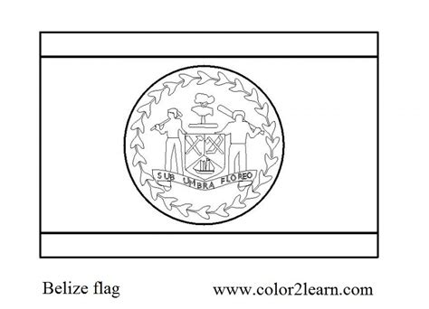 coloring page of map of belize free coloring pages of puerto rico coqui