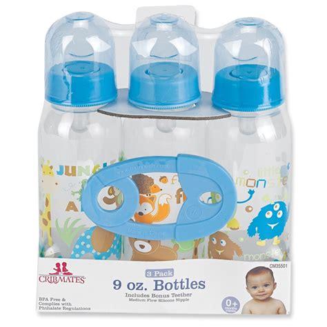 Bottle In Crib by 3pk Bottle Set W Teether Crib Mates Licenses