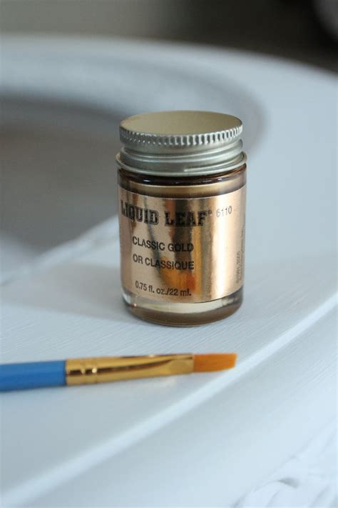 Gold Leafing Paint by The Less Than S Guide To Painting Furniture