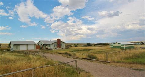 Horse Property Near Great Falls Mt For Sale Nice Rural