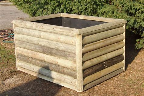 Fence Planters Uk by Garden Fencing R Fencing