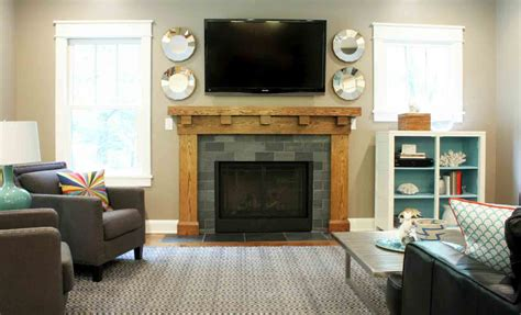Living Room Layout With Fireplace And Tv On Opposite Walls Living Room Layout Ideas With Chic Look And Easy Flow