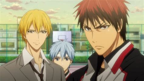 kuroko s basketball s 233 rie tv 25 233 pisodes anime kun